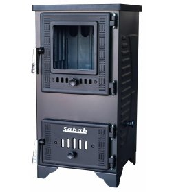 S102D SMALL FIREPLACE STOVE
