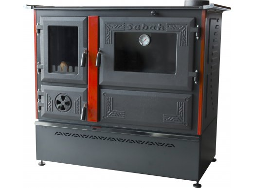 S104 LUXURY FIREPLACE COOKER
